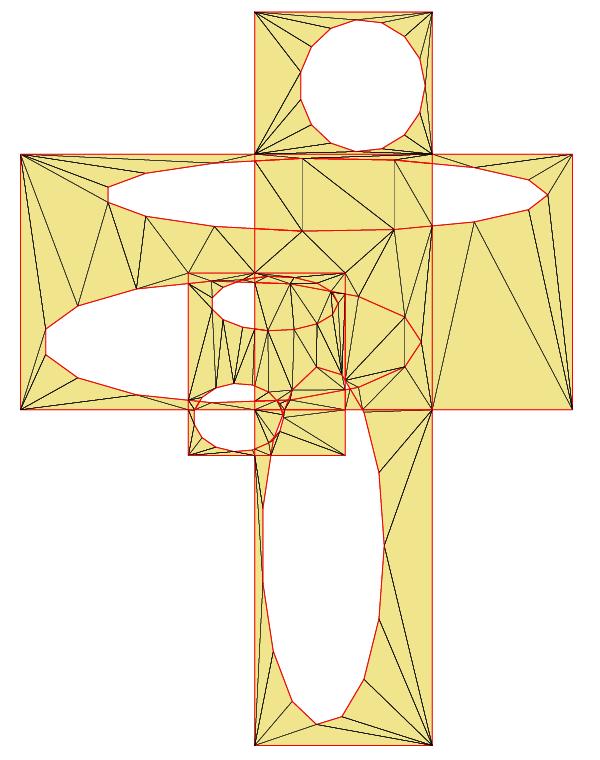 Union of 3 Zones