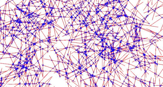Fast Segment Intersection Test Algorithm
